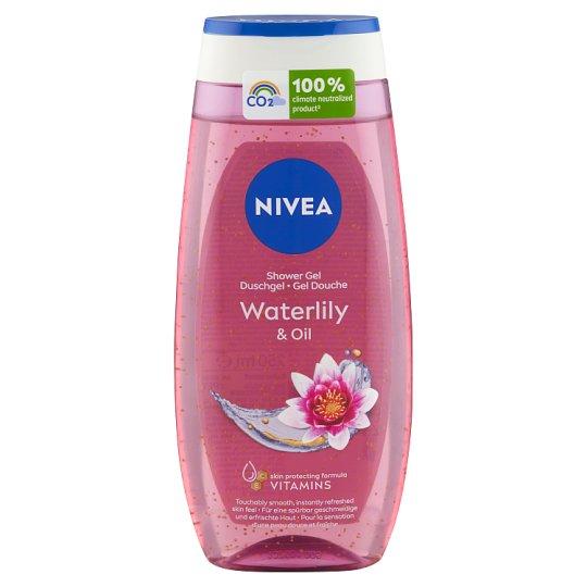 NIVEA Waterlily & Oil Care Shower 250 ml