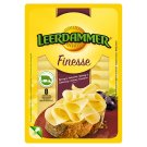 Leerdammer Finesse Caractère Lactose-Free, Semi-Hard Fat Cheese 8 Slices 80 g