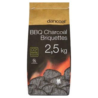 Dancoal BBQ Charcoal Briquettes 2,5 kg