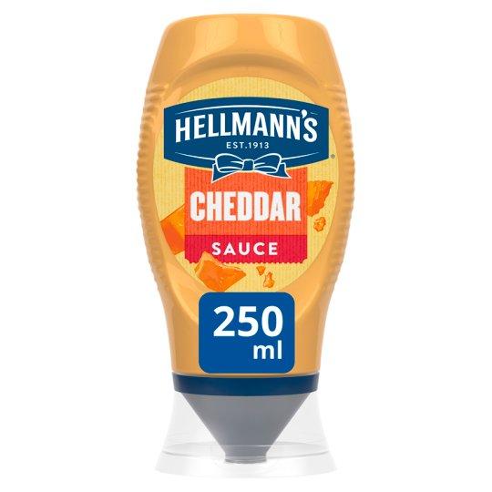 Hellmann's Cheddar Sauce 250 ml