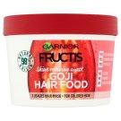 Garnier Fructis Goji Hair Food 3 féleképpen használható hajpakolás 390 ml