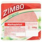 Zimbo Beef Bologna Sausage Slices 150 g