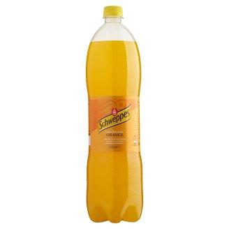 Schweppes Low Energy Orange Carbonated Soft Drink 1,5 l