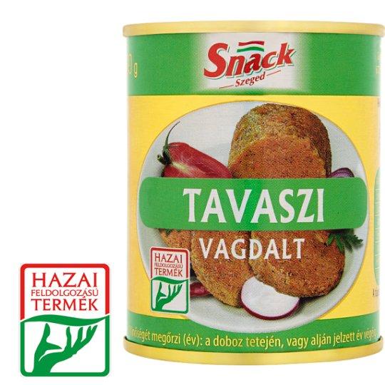 Snack Szeged Tavaszi Minced Meat 130 g
