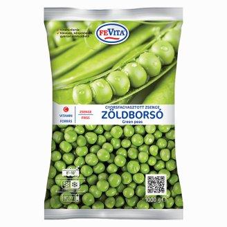 Fevita Quick-Frozen Tender Fresh Green Peas 1000 g