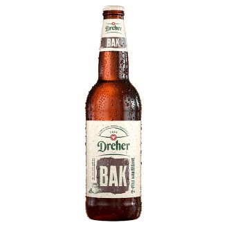 Dreher Bak Quality Brown Beer 7,3% 0,5 l