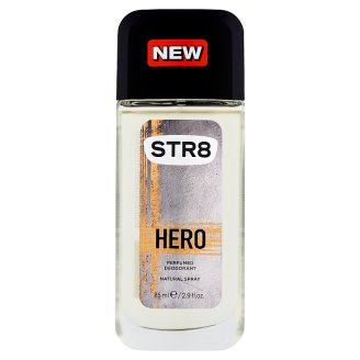 STR8 Hero Natural Spray Deodorant 85 ml