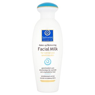 Soliteint Make-Up Removing Facial Milk for Normal and Sensitive Skin 150 ml