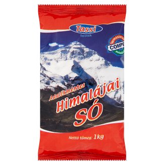 Tassi himalájai só 1 kg