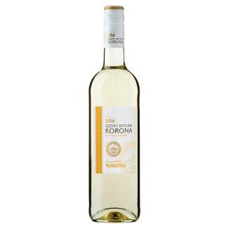 Szent István Korona Etyek-Budai Muskotály Dry White Wine 0,75 l