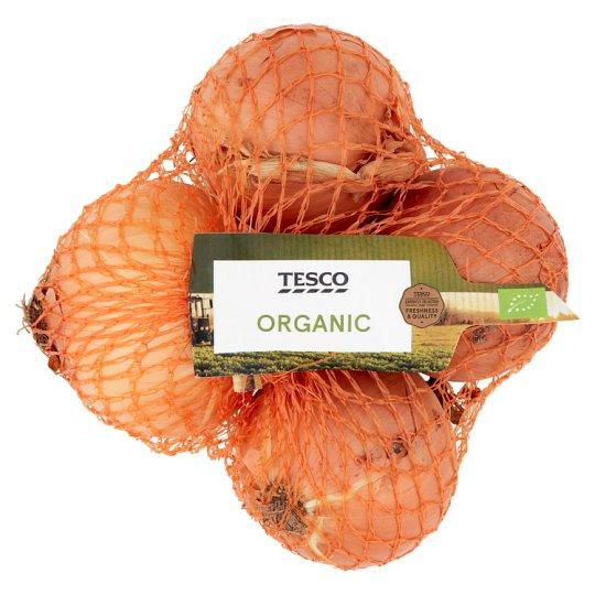 Tesco Organic Onion 500 g