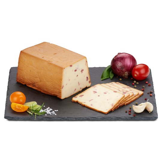 Karaván Smoked Fat Cheese with Ham