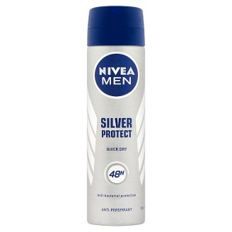 NIVEA MEN Silver Protect Anti-Perspirant 150 ml