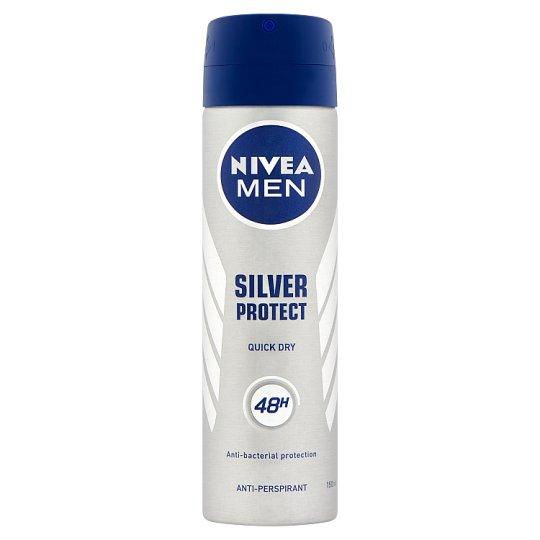 NIVEA MEN Silver Protect izzadásgátló 150 ml