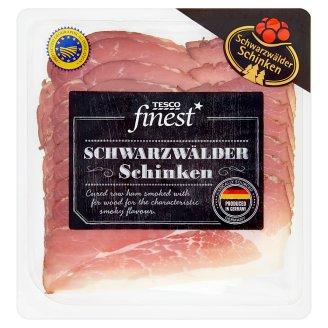 Tesco Finest Sliced, Smoked, Raw Ham 100 g