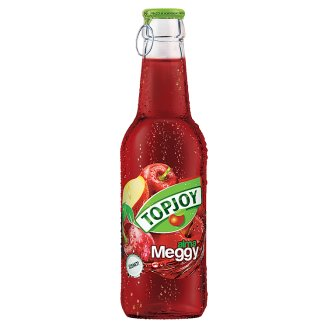 Topjoy Apple-Sour Cherry Juice 250 ml