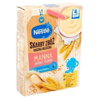 Nestlé grízes tejpép 4 hónapos kortól 250 g