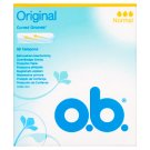 o.b. Original Normal Tampons 56 pcs