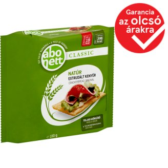 Abonett Original Extruded Crackerbread 100 g