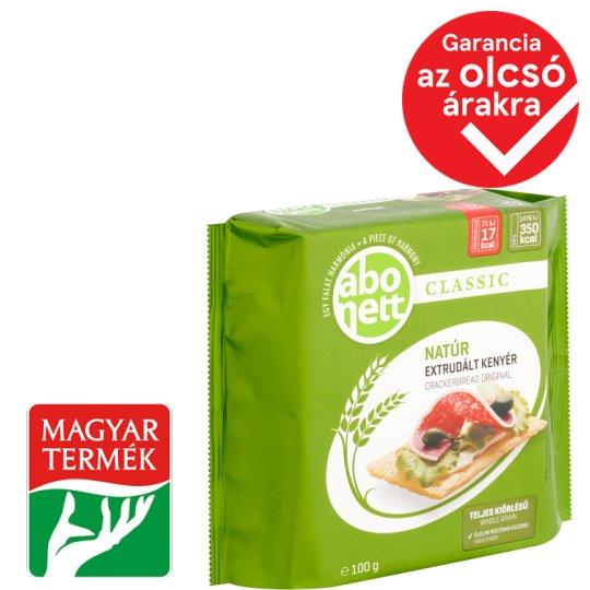 Abonett Classic natúr extrudált kenyér 100 g