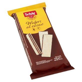 Schär gluténmentes kakaós ostya 125 g