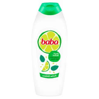 Baba Lime & Mint Refreshing Shower Gel 750 ml