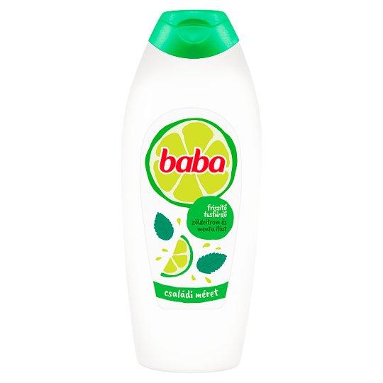 Baba Lime & Mint Refreshing Shower Gel 750 ml