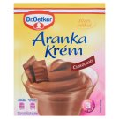 Dr. Oetker Aranka Krém Chocolate Flavoured Cream Powder 75 g