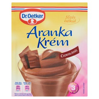 Dr. Oetker Aranka Krém Chocolate Flavoured Cream Powder 75 g
