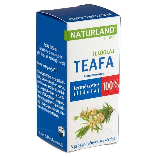 Naturland Aromatherapy teafa illóolaj 5 ml