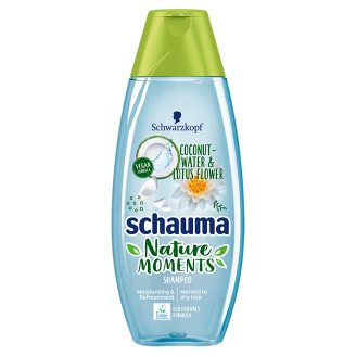 Schauma sampon Nature Moments Coconut Water 400 ml