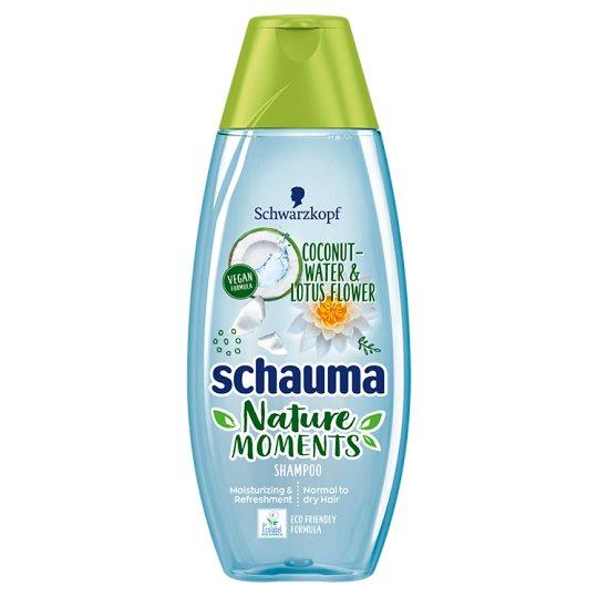 Schauma Shampoo Nature Moments Coconut Water 400 ml