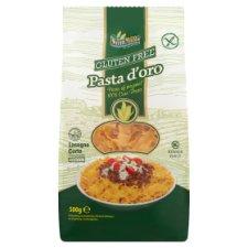 Sam Mills Pasta d'oro Lasagne Gluten-Free Dry Pasta from Corn 500 g