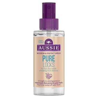 Aussie Pure Locks Öblítést Nem Igénylő Kondicionáló Spray, 100 ml