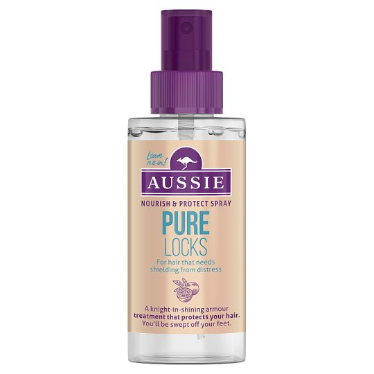 Aussie Pure Locks Leave-In Conditioning Spray 100ML