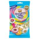 Tesco Candy Carnival színes mintás töltetlen keménycukorkák 100 g