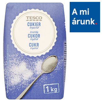 Tesco Granulated Sugar 1 kg