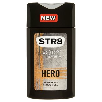 STR8 Hero Refreshing Shower Gel 250 ml
