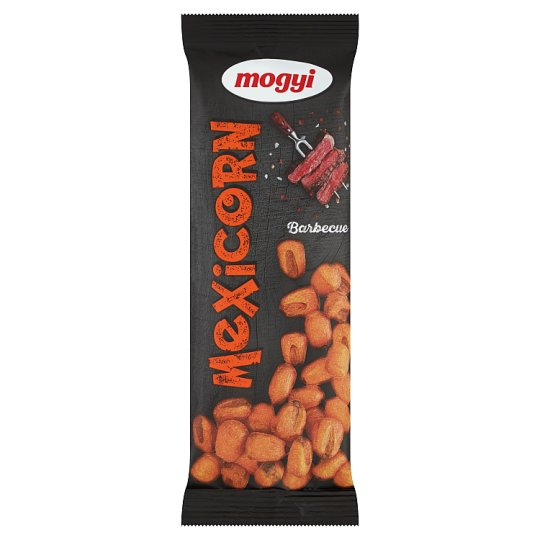 Mogyi Mexicorn Roasted, Salted Maize with Barbecue Flavoured 70 g
