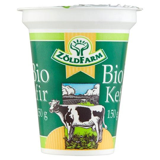 Zöldfarm BIO zsírszegény, élőflórás kefir 150 g