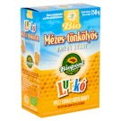 Biopont Lurkó Organic Spelt Cookies with Honey 150 g
