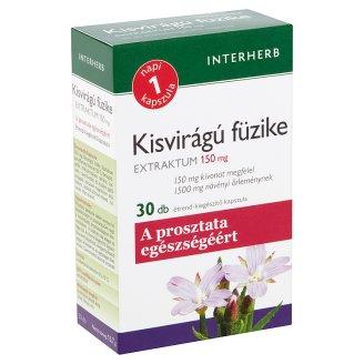 Interherb Napi1 Kisvirágú Füzike Extraktum 150 mg étrend-kiegészítő kapszula 30 db 13,7 g