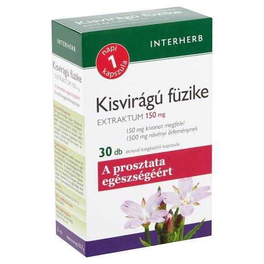 Interherb Napi1 Smallflower Hairy Willowherb Extract 150 mg Supplement Capsule 30 pcs 13,7 g