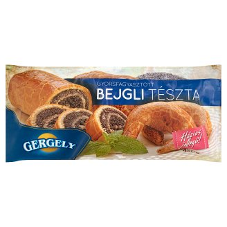 Gergely Quick-Frozen Bejgli Pastry 450 g