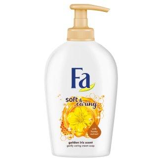 Fa Honey Crème folyékony krémszappan Arany Írisz illattal 250 ml