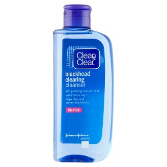 Clean & Clear Blackhead Clearing Cleanser 200 ml