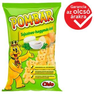 Pom-Bär Potato Snack with Cream and Onion Flavour 50 g