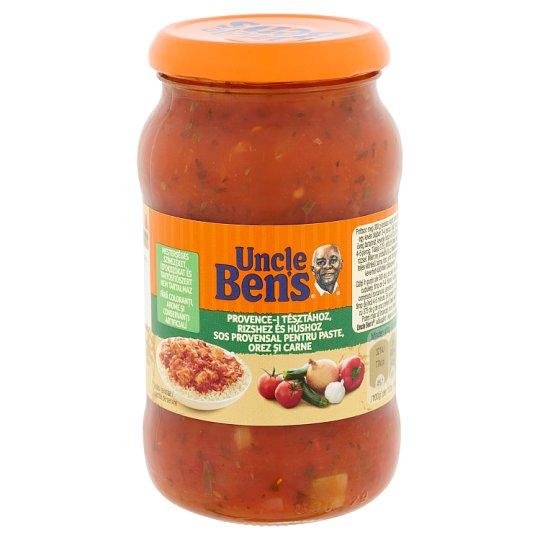 Uncle Ben's Provence-i szósz zöldségekkel 395 g