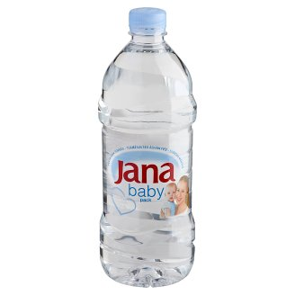 Jana Non-Carbonated Natural Mineral Water 1 l