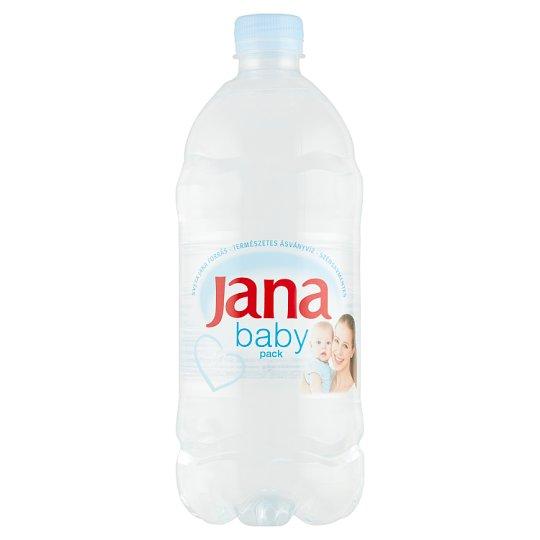 Jana természetes szénsavmentes ásványvíz 1 l